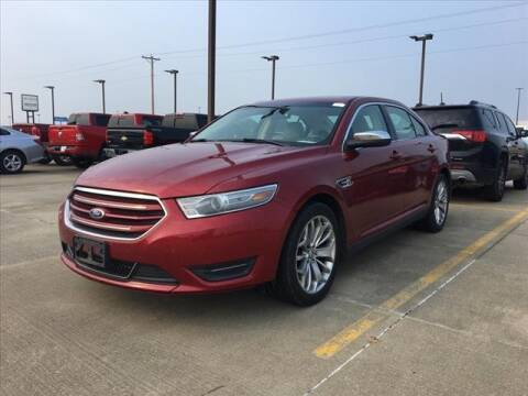 2014 Ford Taurus for sale at LANDMARK OF TAYLORVILLE in Taylorville IL