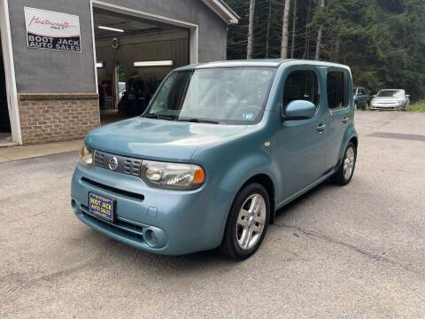 2009 Nissan cube for sale at Boot Jack Auto Sales in Ridgway PA