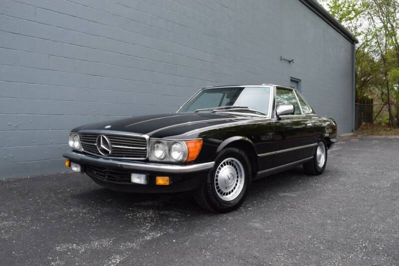 1985 Mercedes-Benz SL-Class for sale in Springdale, AR