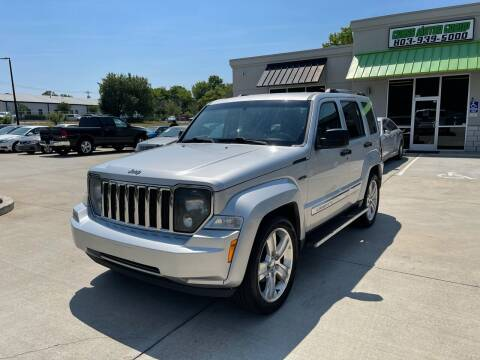 2012 Jeep Liberty for sale at Cross Motor Group in Rock Hill SC
