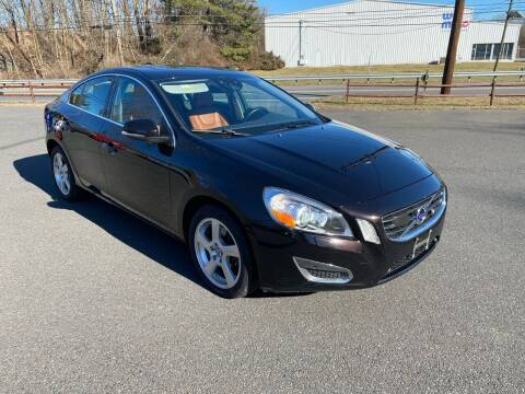 2012 Volvo S60 for sale at Suburban Wrench in Pennington NJ