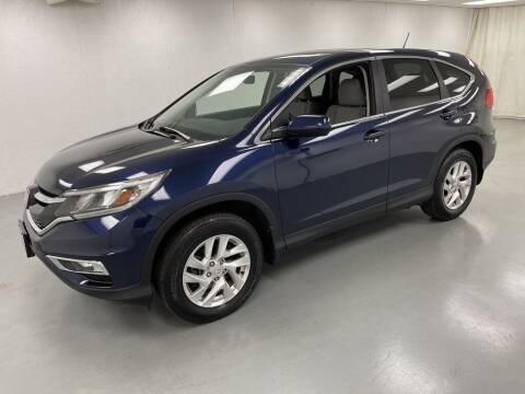 2015 Honda CR-V for sale at Kerns Ford Lincoln in Celina OH
