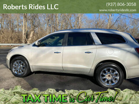 2011 Buick Enclave for sale at Roberts Rides LLC in Franklin OH