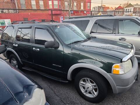 2002 Ford Explorer for sale at Rockland Auto Sales in Philadelphia PA