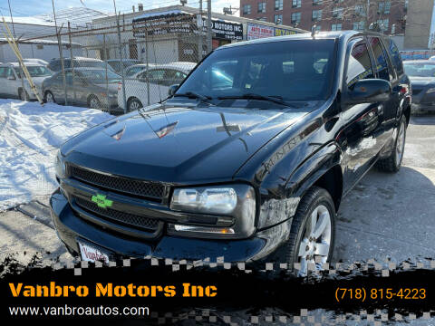 2006 Chevrolet SS for sale at Vanbro Motors Inc in Staten Island NY