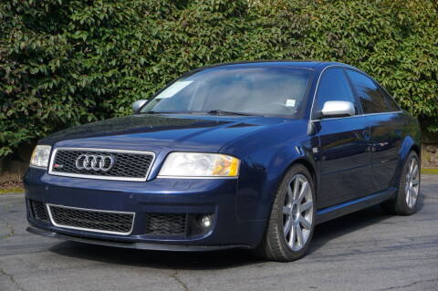 2003 Audi RS 6 for sale at West Coast Auto Works in Edmonds WA