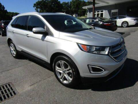 2015 Ford Edge for sale at Specialty Car Company in North Wilkesboro NC