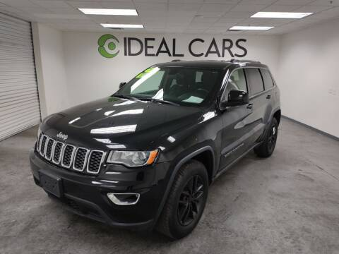2017 Jeep Grand Cherokee for sale at Ideal Cars Atlas in Mesa AZ