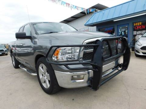 2012 RAM Ram Pickup 1500 for sale at AMD AUTO in San Antonio TX