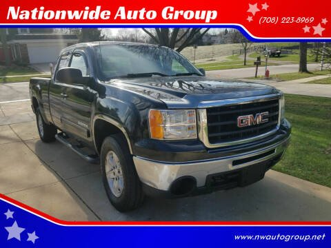 2010 GMC Sierra 1500 for sale at Nationwide Auto Group in Melrose Park IL