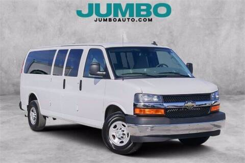 2019 Chevrolet Express Passenger for sale at Jumbo Auto & Truck Plaza in Hollywood FL