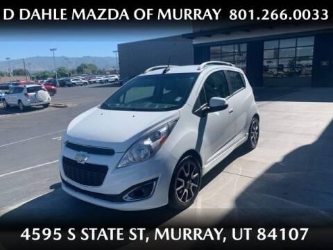 2015 Chevrolet Spark for sale at D DAHLE MAZDA OF MURRAY in Salt Lake City UT