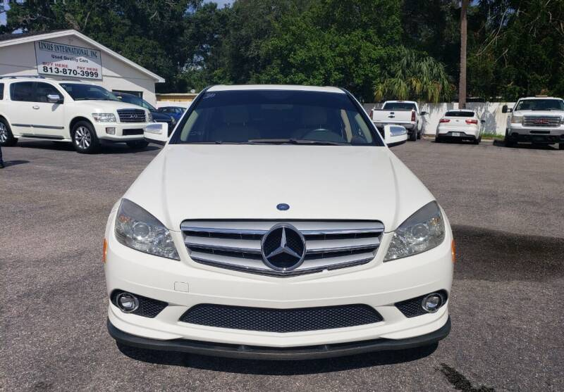 2009 Mercedes-Benz C-Class for sale at Linus International Inc in Tampa FL