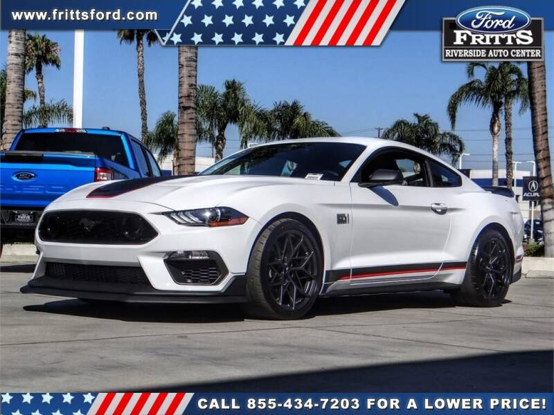 2021 Ford Mustang for sale in Riverside, CA