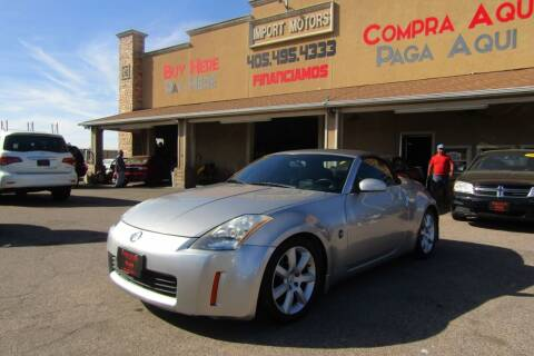 2004 Nissan 350Z for sale at Import Motors in Bethany OK