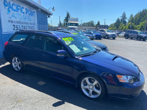 2005 Subaru Legacy for sale at Pacific Point Auto Sales in Lakewood WA