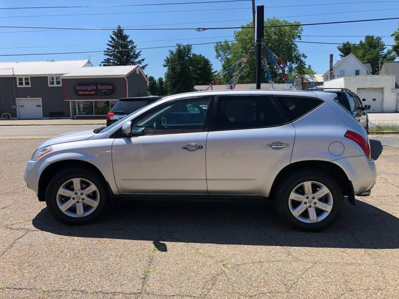 2007 Nissan Murano AWD SL 4dr SUV - North Lawrence OH