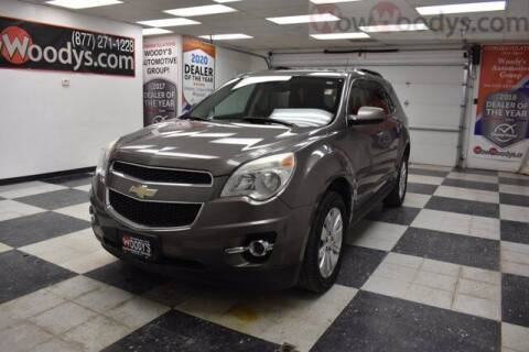 2011 Chevrolet Equinox for sale at WOODY'S AUTOMOTIVE GROUP in Chillicothe MO