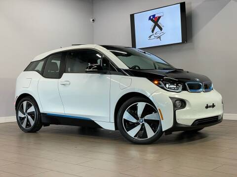2017 BMW i3 for sale at TX Auto Group in Houston TX