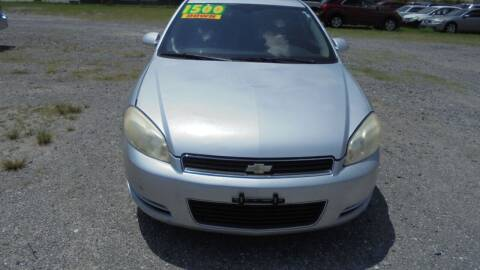 2011 Chevrolet Impala for sale at Auto Mart - Moncks Corner in Moncks Corner SC