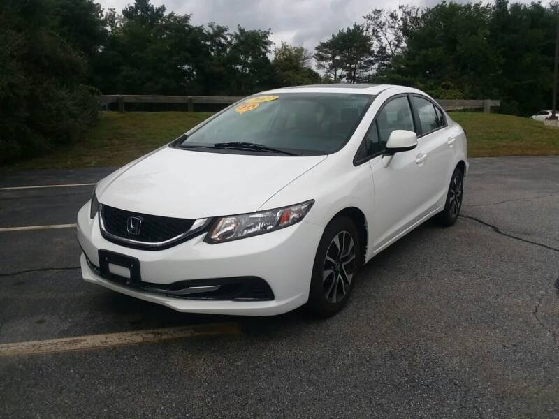 2013 Honda Civic for sale at Westford Auto Sales in Westford MA