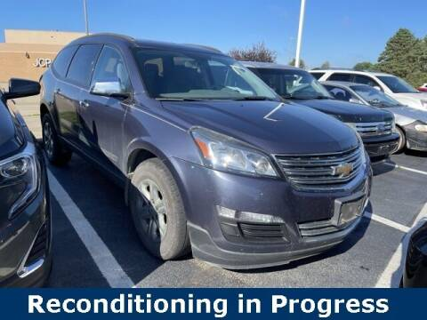 2013 Chevrolet Traverse for sale at Jeff Drennen GM Superstore in Zanesville OH