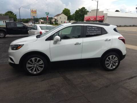 2018 Buick Encore for sale at Economy Motors in Muncie IN