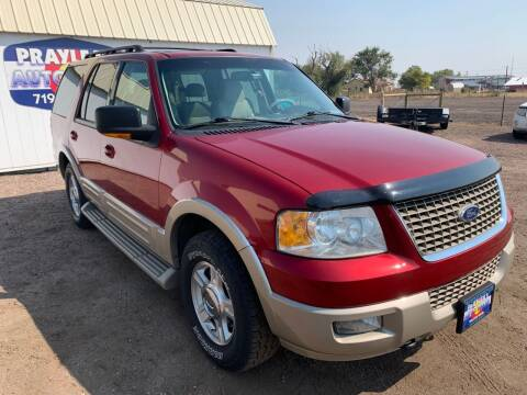 2006 Ford Expedition for sale at Praylea's Auto Sales in Peyton CO