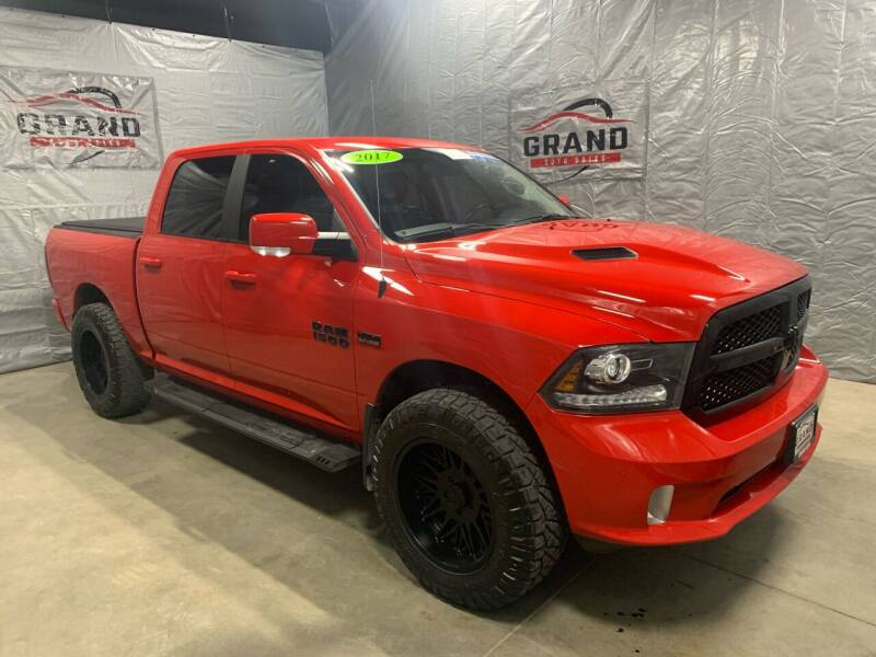 2017 RAM Ram Pickup 1500 for sale at GRAND AUTO SALES in Grand Island NE