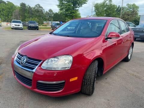 2010 Volkswagen Jetta for sale at Atlantic Auto Sales in Garner NC