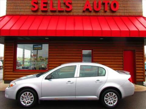 2010 Chevrolet Cobalt for sale at Sells Auto INC in Saint Cloud MN
