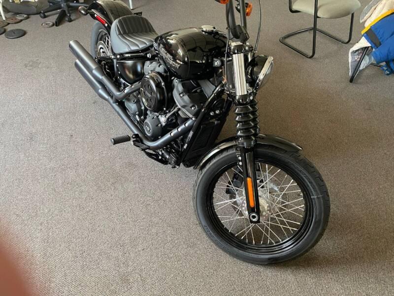 2020 Harley-Davidson STREET BOB for sale at Cars R Us Of Kingston in Kingston NH