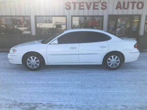 2005 Buick LaCrosse for sale at STEVE'S AUTO SALES INC in Scottsbluff NE