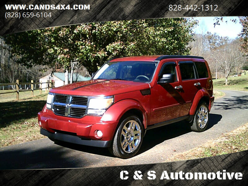 2010 Dodge Nitro for sale at C & S Automotive in Nebo NC