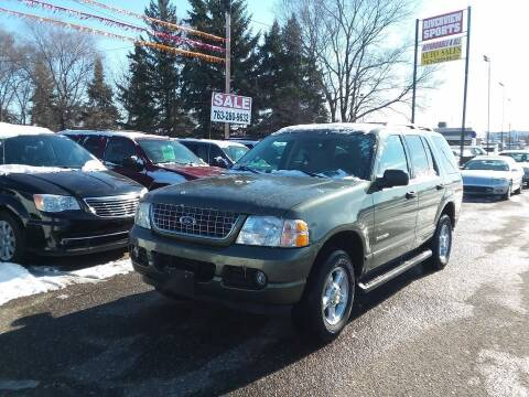2004 Ford Explorer for sale at Affordable 4 All Auto Sales in Elk River MN