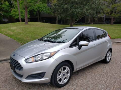 2014 Ford Fiesta for sale at Houston Auto Preowned in Houston TX