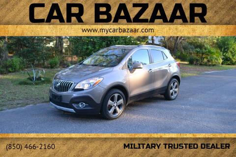 2014 Buick Encore for sale at Car Bazaar in Pensacola FL