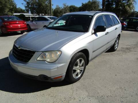 2007 Chrysler Pacifica for sale at S & T Motors in Hernando FL