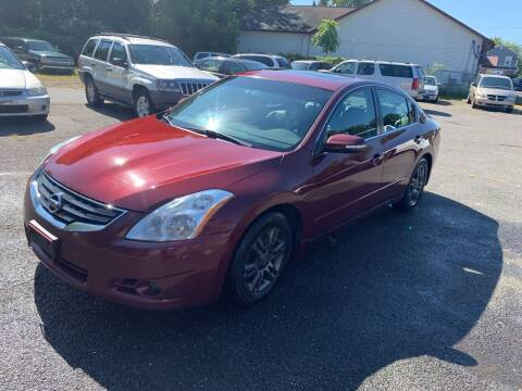 2010 Nissan Altima for sale at Balfour Motors in Agawam MA