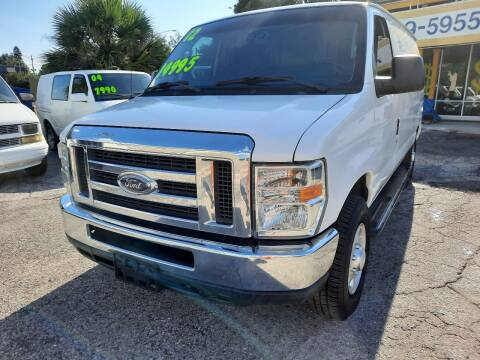 2012 Ford E-Series Cargo for sale at Autos by Tom in Largo FL