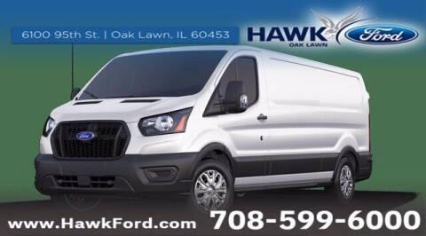 2021 Ford Transit Cargo for sale at Hawk Ford of Oak Lawn in Oak Lawn IL