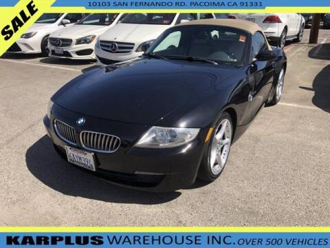 2007 BMW Z4 for sale at Karplus Warehouse in Pacoima CA