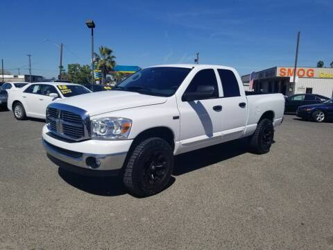 2007 Dodge Ram Pickup 1500 for sale at Showcase Luxury Cars II in Pinedale CA