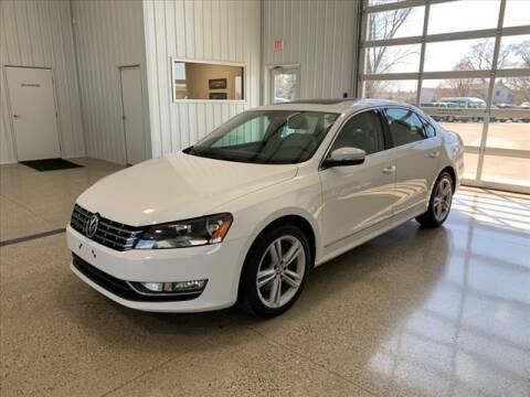 2013 Volkswagen Passat for sale at PRINCE MOTORS in Hudsonville MI