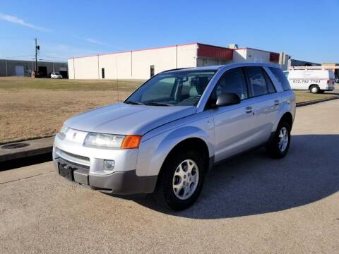2004 Saturn Vue for sale at Image Auto Sales in Dallas TX