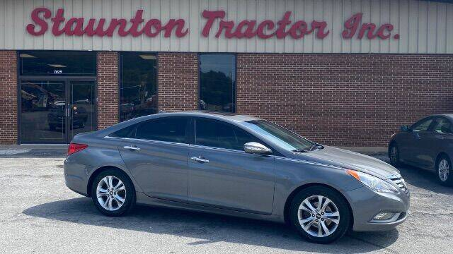 2013 Hyundai Sonata for sale at STAUNTON TRACTOR INC in Staunton VA