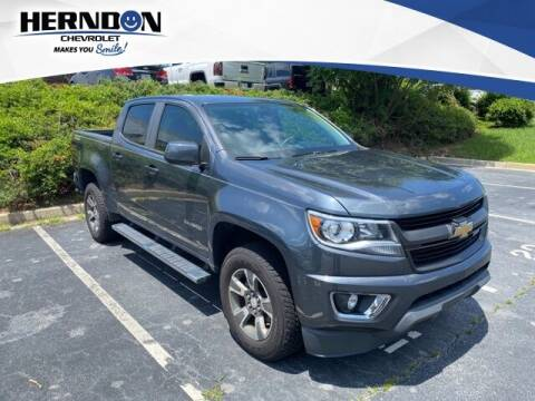 2015 Chevrolet Colorado for sale at Herndon Chevrolet in Lexington SC