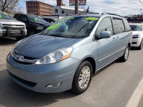2009 Toyota Sienna for sale at Real Deal Auto Sales in Manchester NH