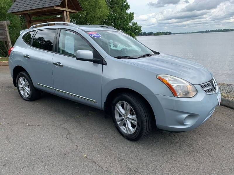 2012 Nissan Rogue for sale at Affordable Autos at the Lake in Denver NC
