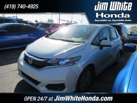 2020 Honda Fit for sale at The Credit Miracle Network Team at Jim White Honda in Maumee OH